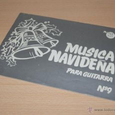 Partituras musicales: MÚSICA DEL SUR - MÚSICA NAVIDEÑA PARA GUITARRA - Nº 9. Lote 42867037