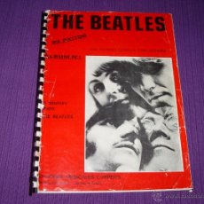 Partituras musicales: PARTITURAS THE BEATLES. Lote 44358016