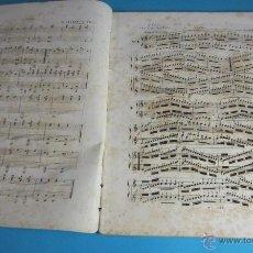 Partituras musicales: PARTITURA ESTUDIOS C. CZERNY OP. 751. EDICIÓN M.S. 4033. Lote 46500551