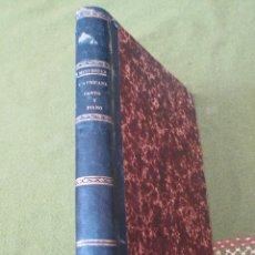 Partituras musicales: L`AFRICANA - OPERA SERIA - MUSICA DI G. MEYERBEER - OPERA COMPLETA - CANTO E PIANO-FORTE. S/1870. Lote 46600189