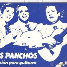 Partituras musicais: PARTITURAS PARA GUITARRA. ED. MÚSICA DEL SUR Nº 21 LOS PANCHOS. Lote 222129442