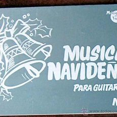 Partituras musicales - LIBRO DE PARTITURAS MUSICA NAVIDEÑA PARA GUITARRA Nº 9, MUSICAS DEL SUR 24 PAGINAS - 48216142