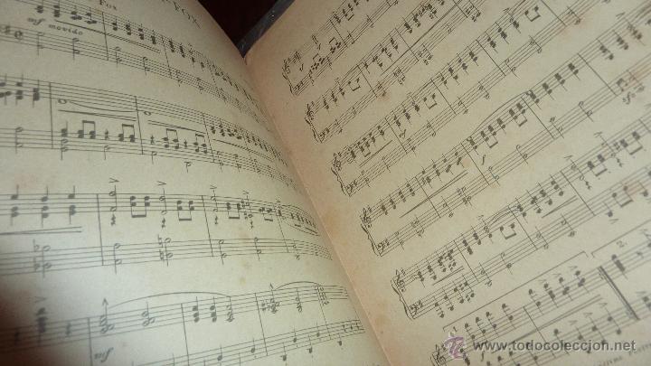 Partituras musicales: antigua partitura . fox . j. demon bonita litografia emili ferrer obsequio casa werner - Foto 2 - 51938699