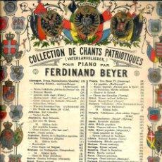 Partituras musicales: HIMNO NACIONAL INGLÉS (BEYER). Lote 52579653