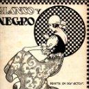 Partituras musicales: LOPEZ MONIS / PEÑA / MILLÁN : BLANCO Y NEGRO - FADO. Lote 134320787