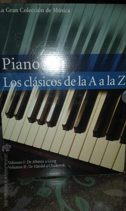 PIANO. PARTITURAS. DOS TOMOS. (Música - Partituras Musicales Antiguas)