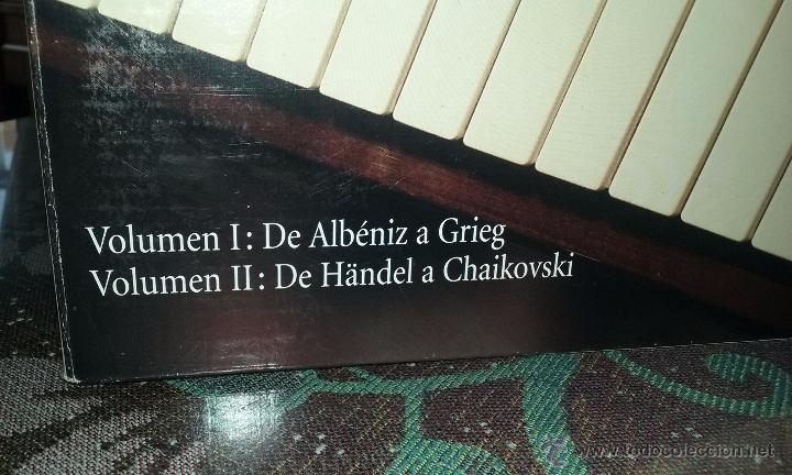 Partituras musicales: PIANO. PARTITURAS. DOS TOMOS. - Foto 2 - 54600302