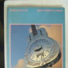 Partituras musicales: PARTITURAS DEL DISCO ¨ BROTHERS IN ARMS ´ DE DIRE STRAITS .. Lote 55970860