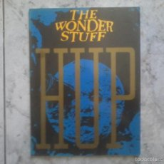 Partituras musicales: THE WONDER STUFF. PARTITURAS.DE 12 CANCIONES.. Lote 58094200