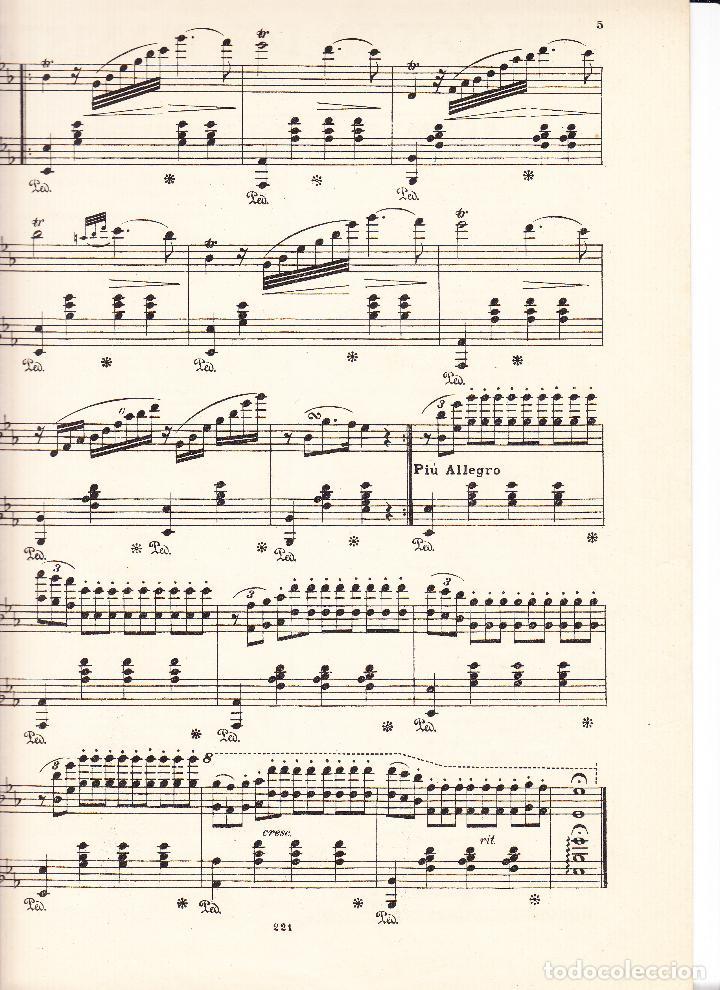 Partituras musicales: LA PLEGARIA DE UNA VIRGEN - BADARZEWSKA - BOILEAU - Foto 3 - 61931316