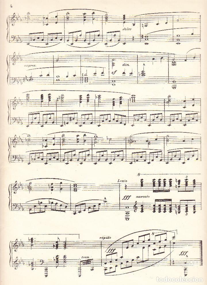Partituras musicales: CONCIERTO DE VARSOVIA - R ADDINSELL - REDUCCION A PIANO - Foto 3 - 61932064