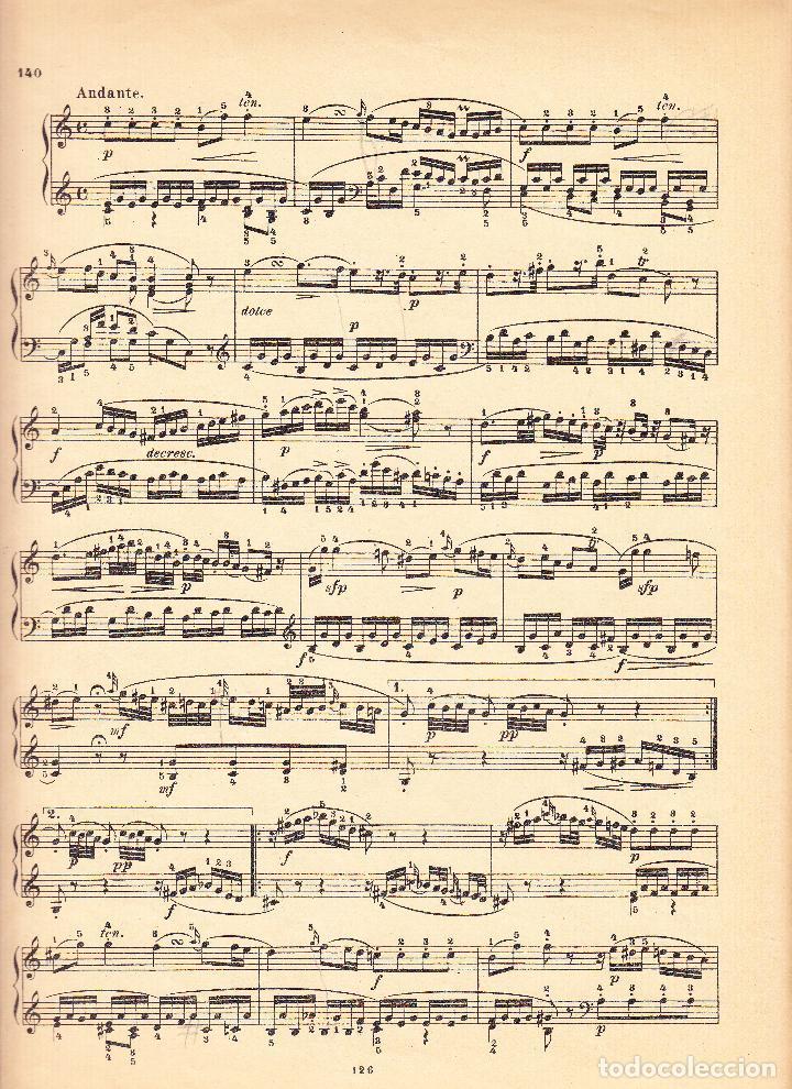Partituras musicales: EDICIONES IBERICAS - SONATA - BOILEAU - Foto 4 - 61932504