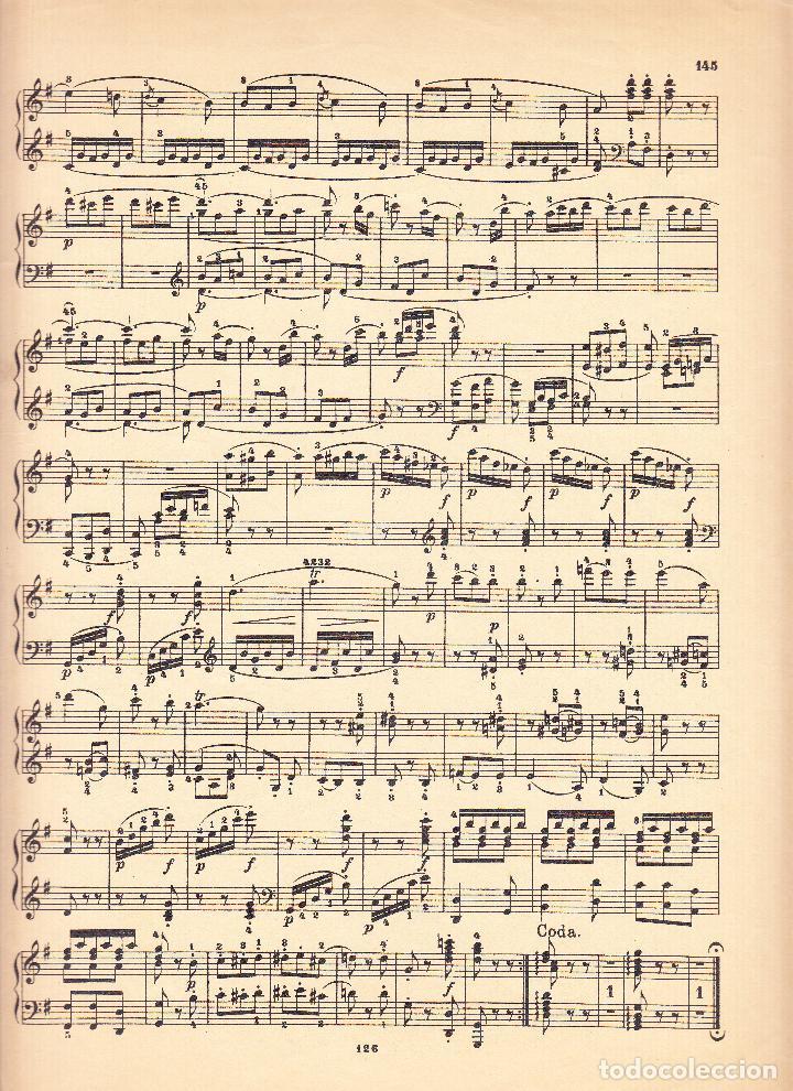 Partituras musicales: EDICIONES IBERICAS - SONATA - BOILEAU - Foto 5 - 61932504