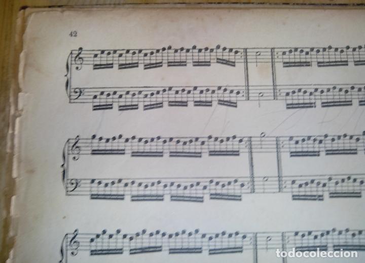 Partituras musicales: COURS PRATIQUE DE PIANO - ALBERT DE LA GRAVELIERE - A LE CARPENTIER - Foto 6 - 62334616