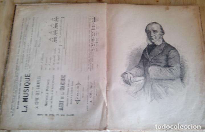 Partituras musicales: COURS PRATIQUE DE PIANO - ALBERT DE LA GRAVELIERE - A LE CARPENTIER - Foto 7 - 62334616