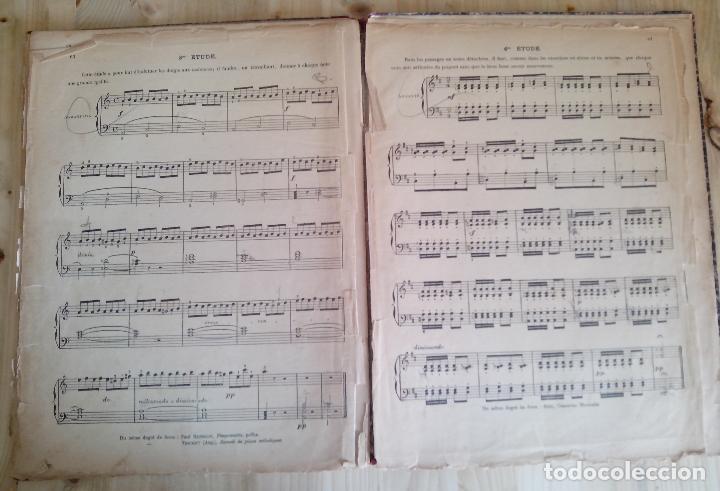 Partituras musicales: COURS PRATIQUE DE PIANO - ALBERT DE LA GRAVELIERE - A LE CARPENTIER - Foto 11 - 62334616