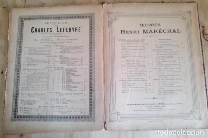 Partituras musicales: COURS PRATIQUE DE PIANO - ALBERT DE LA GRAVELIERE - A LE CARPENTIER - Foto 14 - 62334616