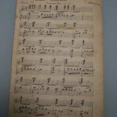 Partituras musicales: ANTIGUA PARTITURA PARA PIANO: SUITE ESPAÑOLA GRANADA SERENATA - ALBENIZ PRINCIPIOS AÑOS 1900. Lote 63278132