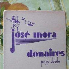 Partituras musicales: ANTIGUA PARTITURA PARTITURAS. Lote 64663547