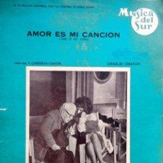 Partituras musicales: PARTITURA DE 1967 DEL FILM LA CONDESA DE HONG KONG. Lote 72684863