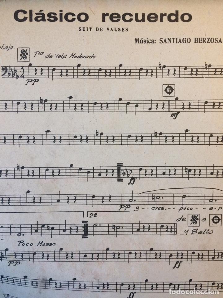 Partituras musicales: PUBLICACIÓN MUSICAL DE SANTIAGO BERZOSA DE 1957 - Foto 3 - 72888503