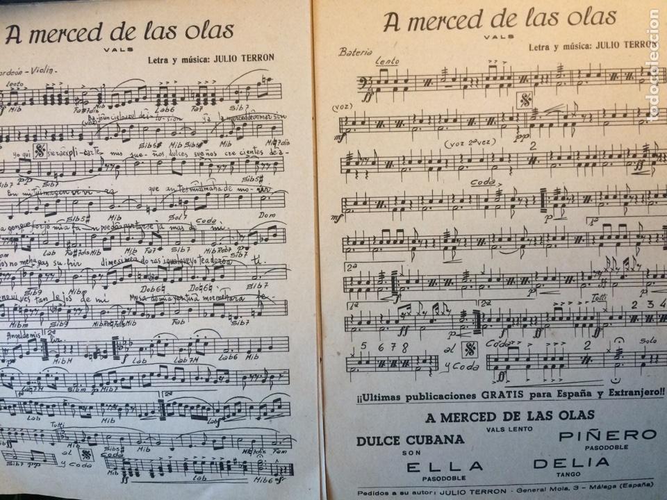 Partituras musicales: PUBLICACIÓN MUSICAL DE SANTIAGO BERZOSA DE 1957 - Foto 7 - 72888503