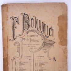 Partituras musicales: ANTIGUA PARTITURA PIANO: FAUST DE C.GOUNOD. Lote 75820863