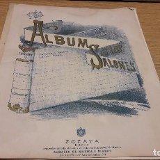 Partituras musicales: PARTITURA / LORITO REAL - GUARACHA. F.M. ÁLVAREZ. ED / ZOZAYA - MADRID.. Lote 76338327