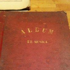 Partituras musicales: LIBRO DE PARTITURAS REPERTORIO PETITES FANTAISIES. Lote 79591475