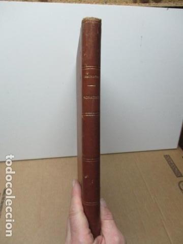 Partituras musicales: L.BEETHOVEN. SONATAS.TOMO I. - VER FOTOS - Foto 2 - 137891694