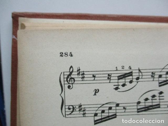 Partituras musicales: L.BEETHOVEN. SONATAS.TOMO I. - VER FOTOS - Foto 11 - 137891694