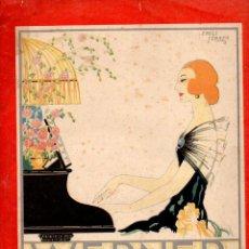 Partituras musicales: J. DEMON : WERNER FOX. Lote 81801548