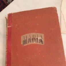 Partituras musicales: LIBRO PARTITURAS PARA PIANO. Lote 94128795
