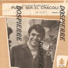 Partituras musicales: ALBERTO CORTEZ, PARTITURA DE -PUEDE SER EL CHACOLI- Y -VIENTO-, ED. HISPAVOX, . Lote 95882575
