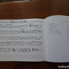 Partituras musicales: MANUSCRITA, HIMNO A SAN BLAS, JA SANTOS. Lote 195273580