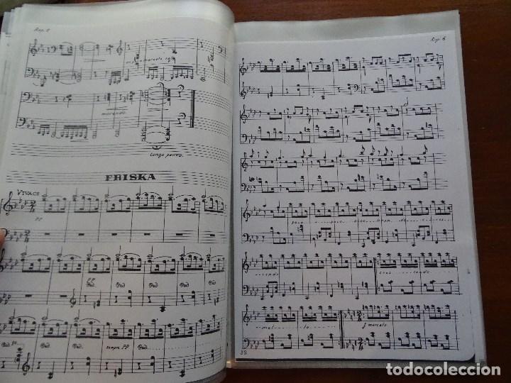 Partituras musicales: Colección piezas para piano, 18 hojas - Foto 4 - 97526883