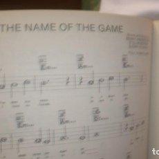 Partituras musicales: ABBA - LIBRETO CON PARTITURAS DE 11 CANCIONES. Lote 98768823