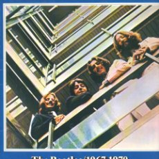 Partituras musicales: THE BEATLES 1967-1970 - 28 PARTITURAS MUSICALES. Lote 101157115