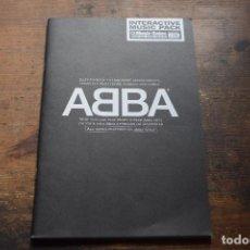 Partiture musicali: ABBA, PARTITURAS DE NOTAS LETRAS. Lote 103107235