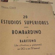 Partituras musicales: PARTITURA. Lote 103866296