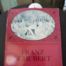 Partituras musicales: FRANZ SHUBERT - COMPLETE SONATAS FOR PIANOFORTE SOLOS. Lote 104071431