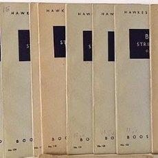 Partituras musicales: BEETHOVEN : 15 PARTITURAS DE BOLSILLO: CONCIERTO PARA VIOLÍN; CUARTETOS DE CUERDA (HAWKES. Lote 104955767