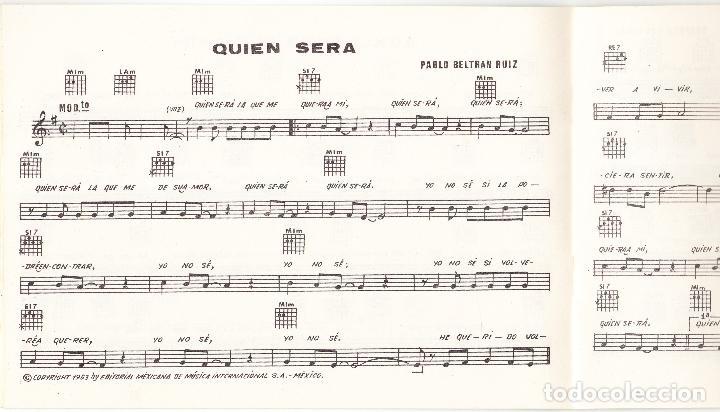 Partituras musicales: EXITOS INOLVIDABLES PARA GUITARRA - Nº 5 - MUSICA DEL SUR - Foto 3 - 105872935