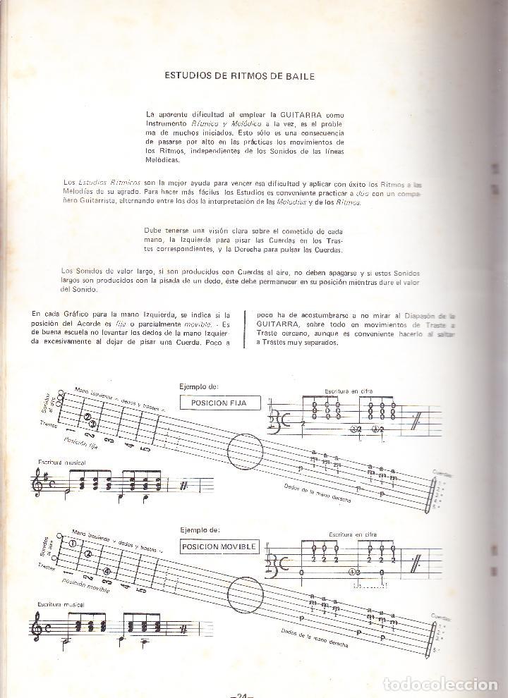 Partituras musicales: NUEVO METODO POR CIFRA Y MUSICA PARA GUITARRA ESPAÑOLA - TORRES LUCENA - Foto 4 - 105873123