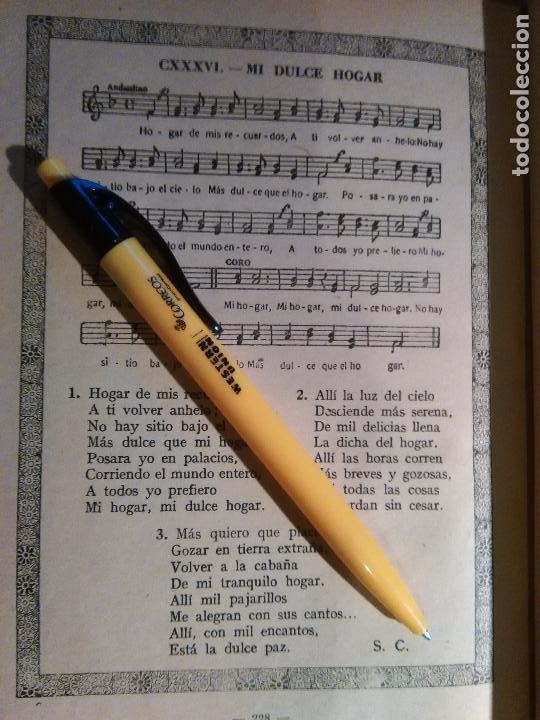 ANTIGUA HOJA PARTITURA Y LETRA - MI DULCE HOGAR (Música - Partituras Musicales Antiguas)
