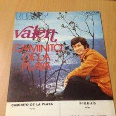 Partituras musicales: ANTIGUA PARTITURA VALEN RCA EDICIONES MUSICALES. Lote 111432175