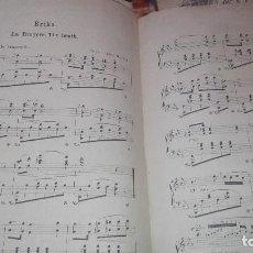 Partiture musicali: ERIKA. Lote 115117887