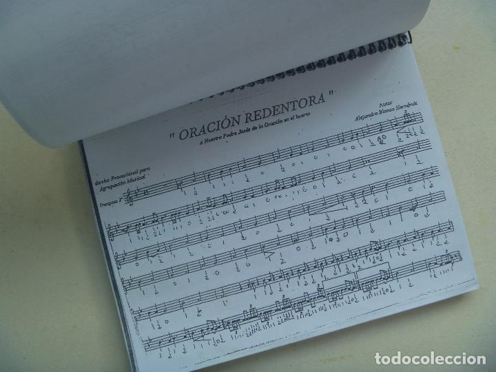 Partituras musicales: SEMANA SANTA DE SEVILLA : CUADERNILLO CON PARTITURAS DE MARCHAS. DE UN MUSICO DE BANDA, LEER - Foto 4 - 121412051