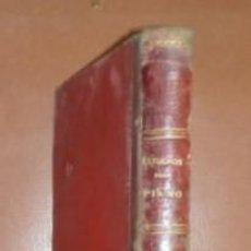 Partituras musicales: ESTUDIOS PARA PIANO. BERTINI, CZERNY, DUSSEK, HELLER... PARTITURAS (7 OBRAS EN 1 VOL.). C.1900. Lote 122089279