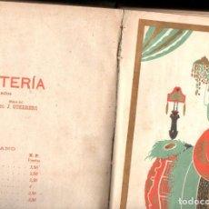 Partituras musicales: UN TOMO ENCUADERNADO CON DECENAS DE PARTITURAS MUSICALES. Lote 123026243